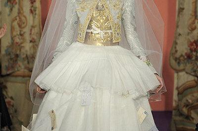 Top 10: vestidos de novia de alta costura más originales