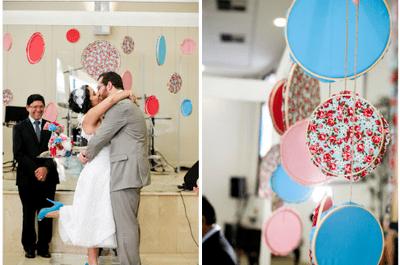 Ideias para uma cerimônia de casamento super original