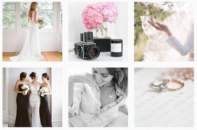 12 photographes de mariage à suivre absolument sur Instagram
