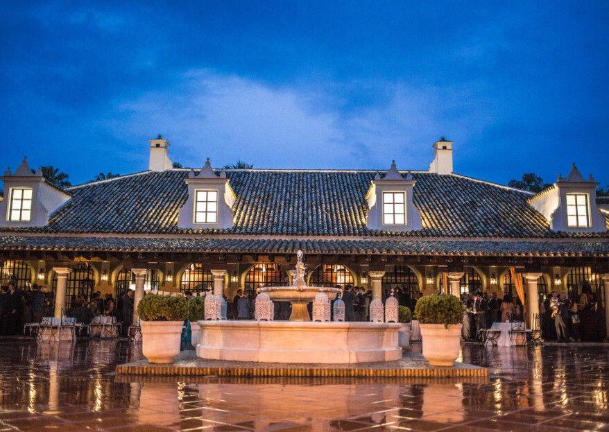 Una boda sevillana con encanto en Hacienda El Vizir: ¡sí, quiero!