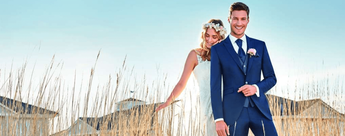Je trouwpak kiezen: ga je huren of kopen?