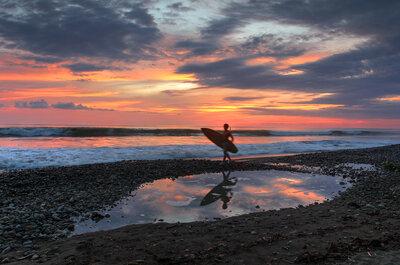 Lua de mel com praias paradisíacas e surfe: uma combinação perfeita!