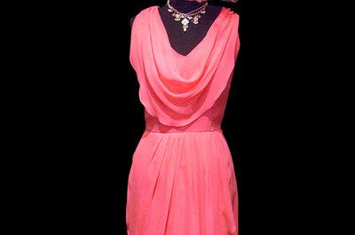 Une invitée sophistiquée et tout en couleur avec la Collection 2014 de robes et tailleurs Catherine Varnier