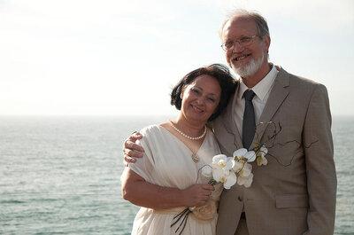 Patty y George, un amor que no conoce el tiempo