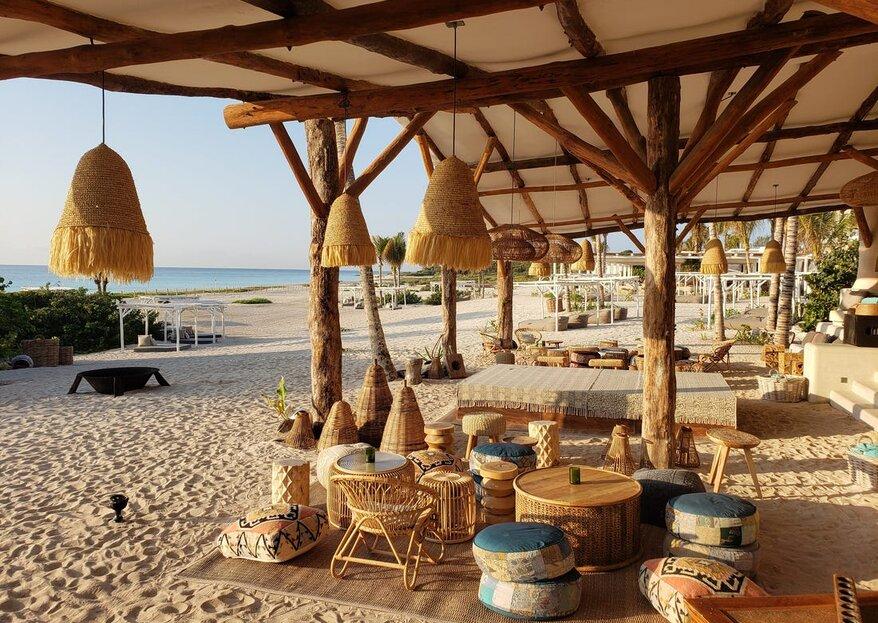 Palmaïa, The House of AïA: o lugar ideal para a sua celebração