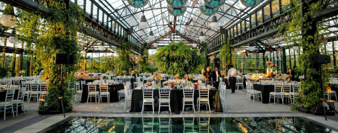 ¿Cómo decorar tu matrimonio? ¡Cinco ideas geniales para lograr una ambientación perfecta!