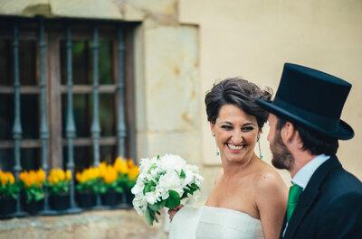 La boda de ensueño de Carlos y Puy: un fin de semana para recordar