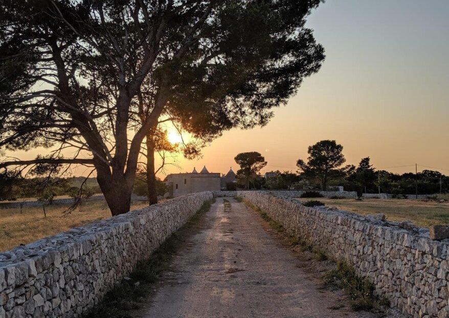 Un'incredibile esperienza multisensoriale vi attende dal 14 al 17 ottobre 2019 - Wedding & Press Tour in Puglia con masterclass di Kevin Lee!