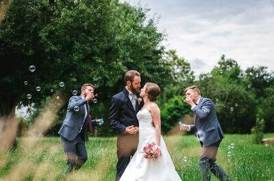 Schweizer Wedding Award 2017 – Auszeichnungen für die besten nationalen Hochzeitsdienstleister
