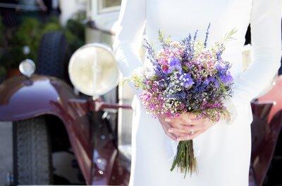 La naturalidad como premisa en vuestro reportaje de boda para que sea único