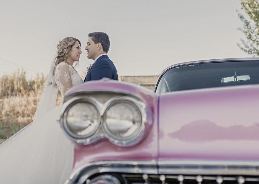 El triunfo del amor verdadero: la boda de Noelia y David