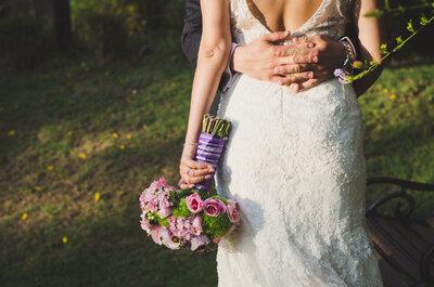 10 cosas por las que no debes preocuparte antes de la boda