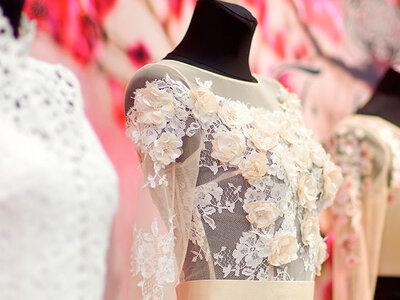 Vestidos de novia color nude 2016, una alternativa discreta y elegante