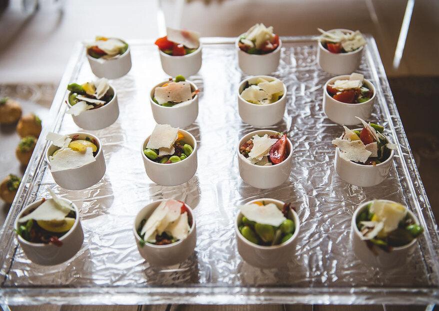 Manicaretti Banqueting: quando la passione muove l'organizzazione delle tue nozze!