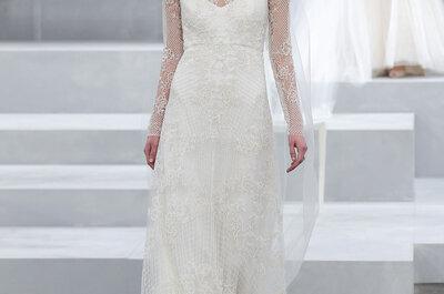 I 60 outfit da sposa più belli delle migliori marche americane