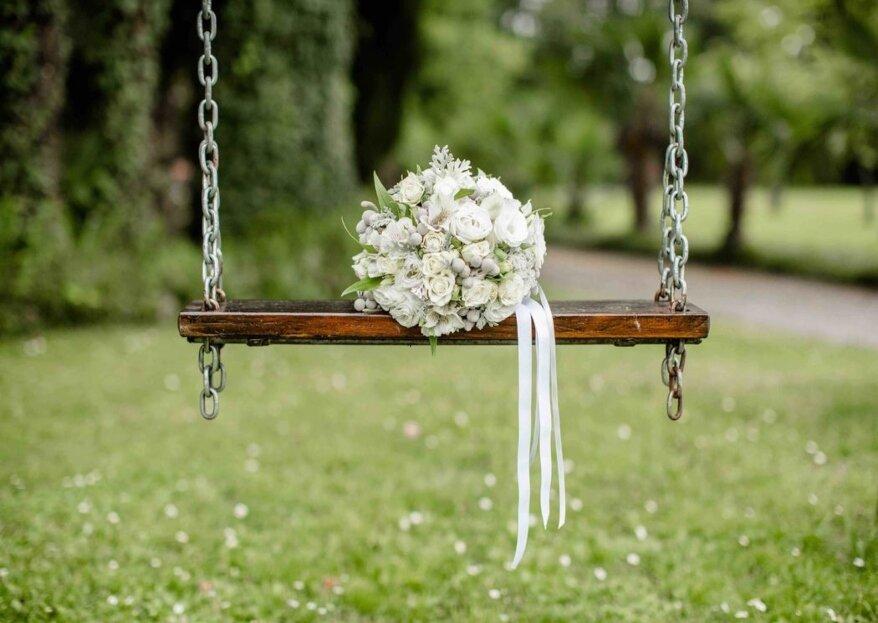 10 wedding planner che offrono un servizio di decorazione e di organizzazione completo per le vostre nozze