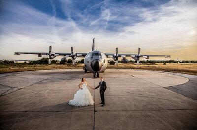 Como superar o medo de voar: não abdique da sua lua-de-mel de sonho!