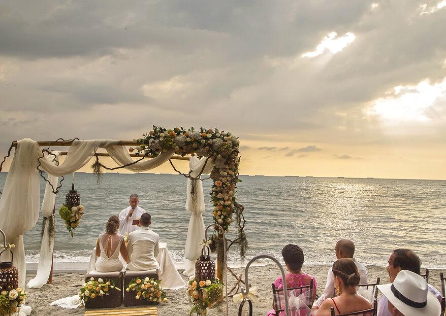 Vive una boda de ensueño para celebrar la belleza del amor: ¡cuenta con LN Events!