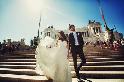 I migliori Wedding Planner di Roma: diamo inizio allo spettacolo!