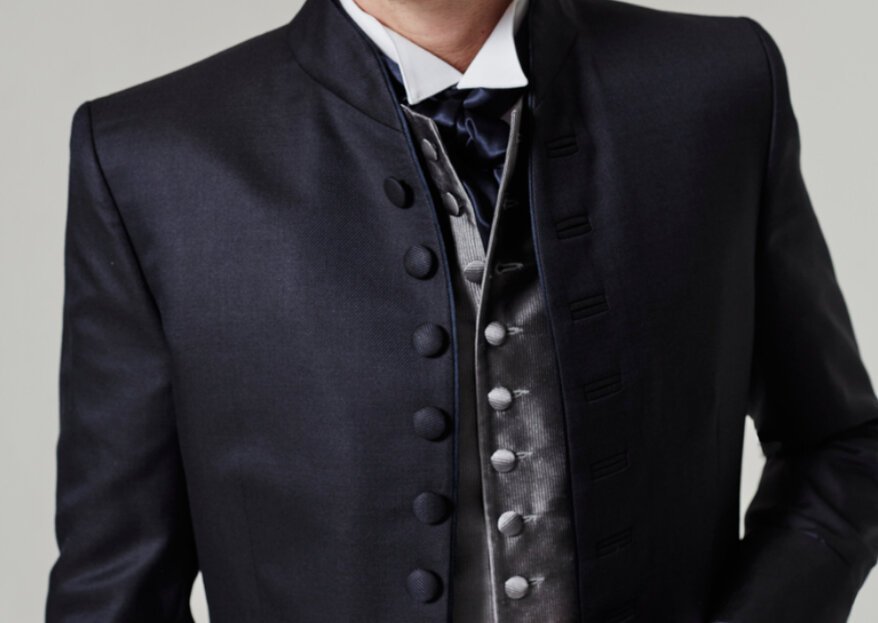 Création Morgan : des costumes de mariés à la pointe de l'élégance, sur-mesure ou en prêt-à-porter