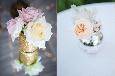 Свадебная флористика: розы для самой волшебной свадьбы