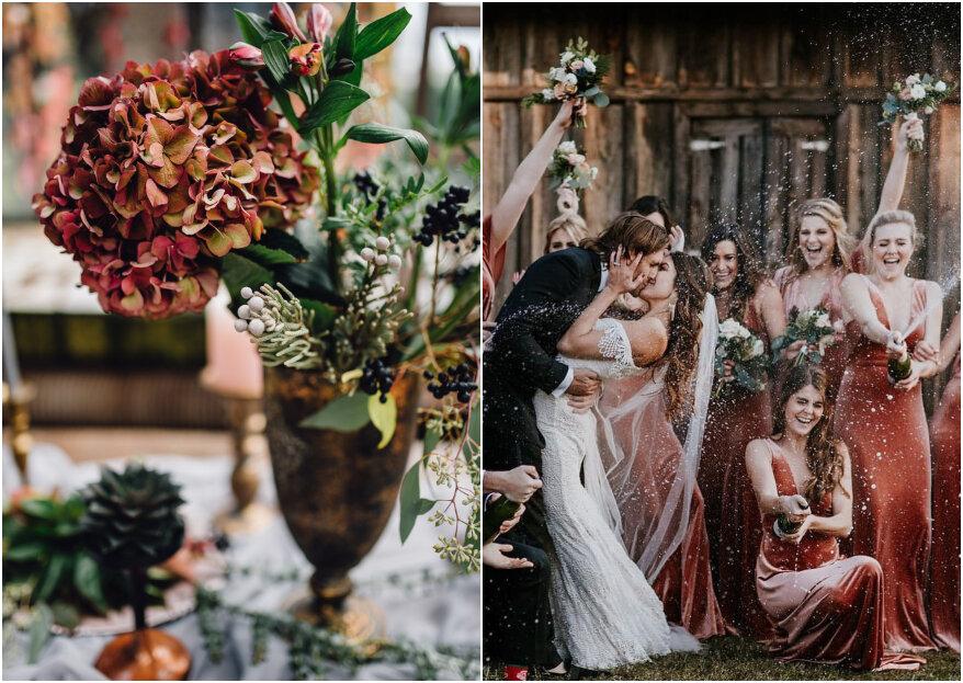 Bruiloft trends 2020