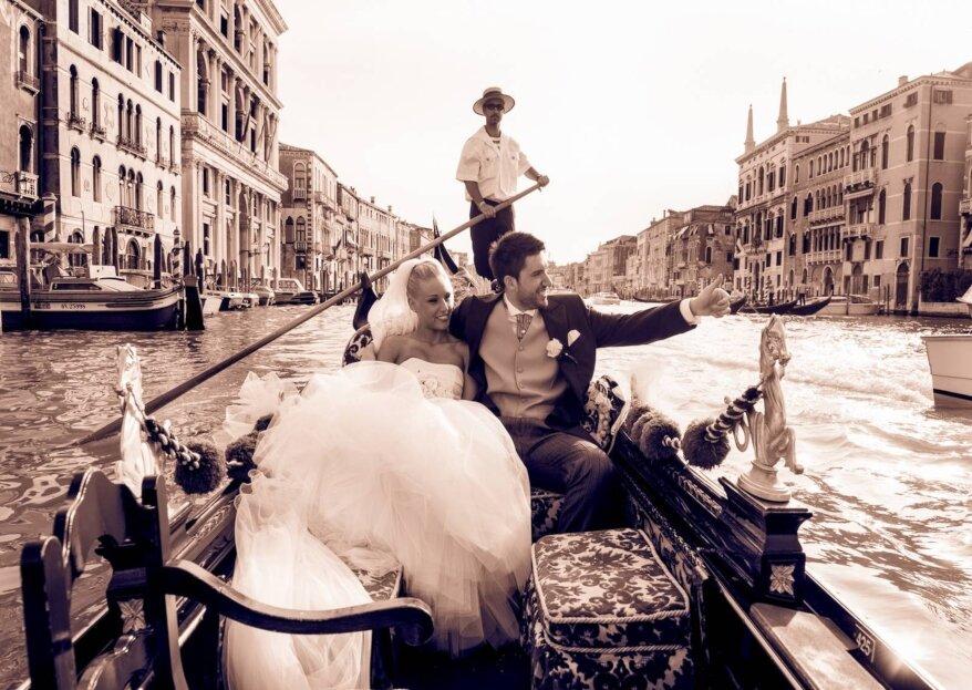 Maison Mariage: la realizzazione di un matrimonio slow nella splendida città di Venezia
