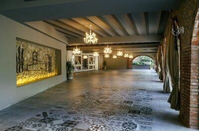 Lugares espectaculares para tu boda en Girona