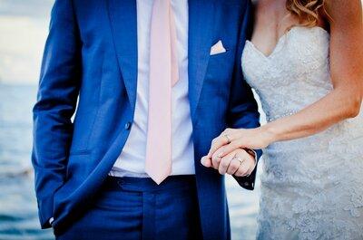 Como conseguir uma reportagem de casamento divertida? Inspire-se na Michelle e no Daniel!