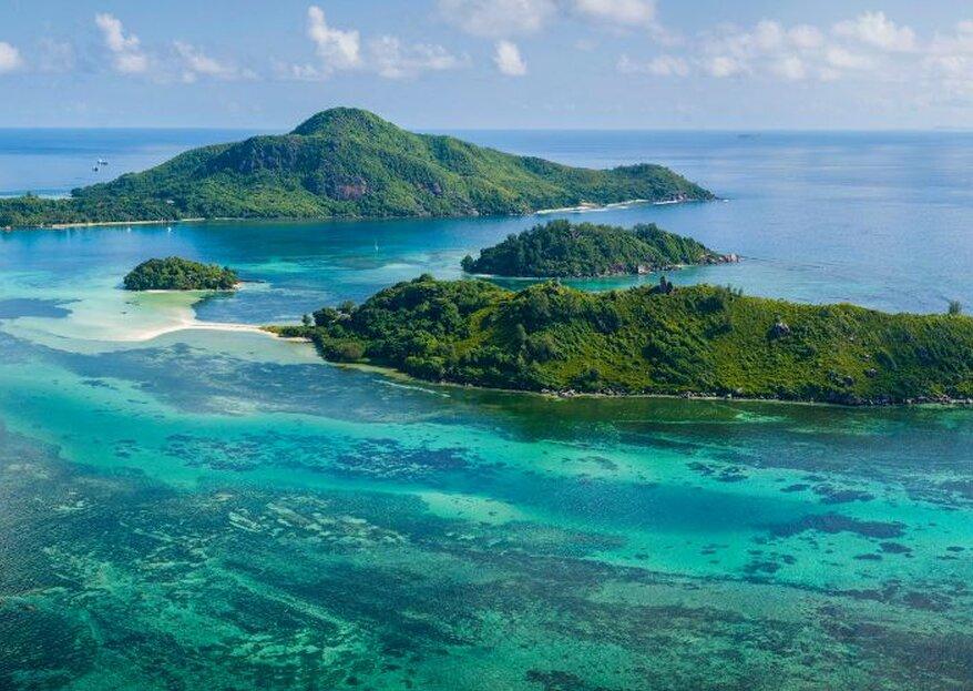 Lune de miel extra : les Seychelles, un archipel de 115 îles rien que pour vos yeux
