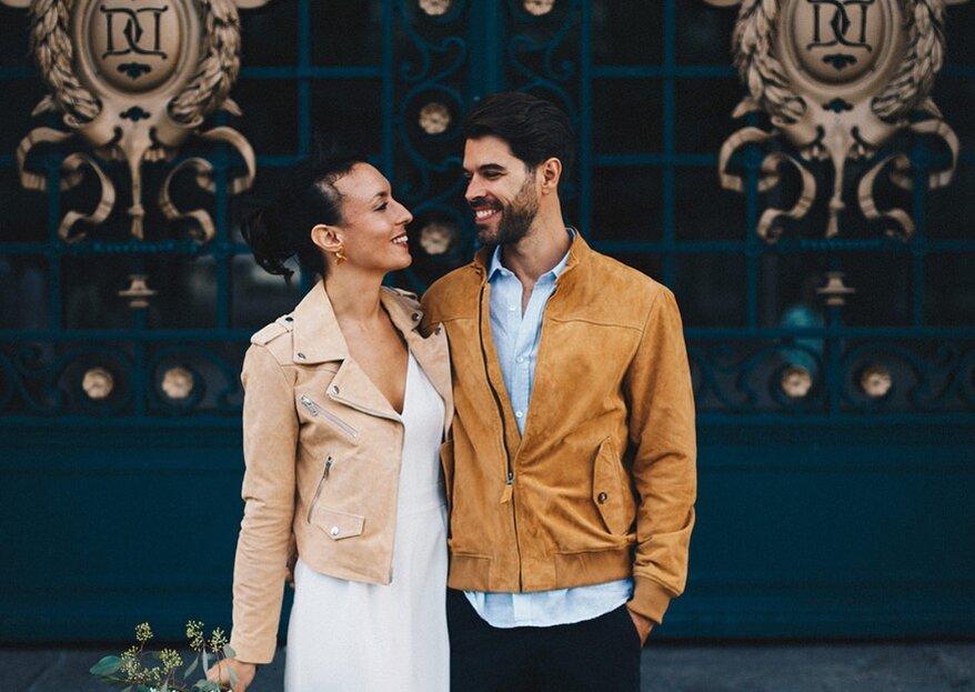 Solène et Antoine vous dévoilent en exclusivité les secrets de la réussite de leur mariage