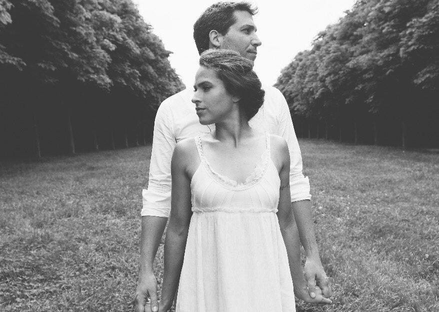 Eddy Anael : «Pour moi, la photo de couple idéale est telle une peinture, c'est comme si je peignais un tableau»