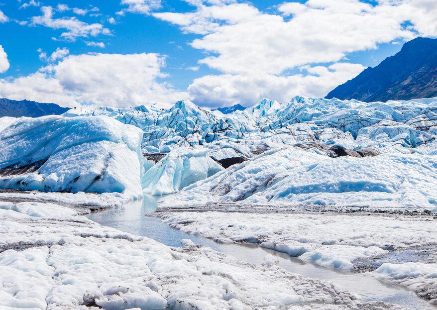 Luna de miel en Alaska: la última sorpresa del planeta por descubrir