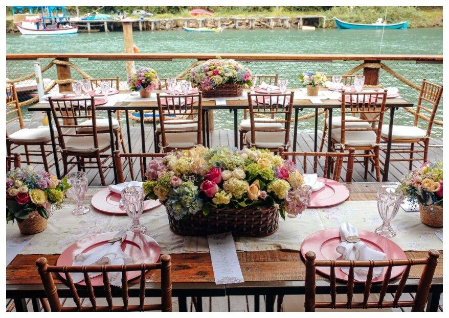 Descubra TUDO o que você deve saber para escolher o lugar onde irá celebrar seu casamento!