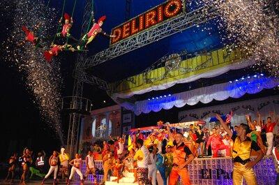 ¡Un show de salsa para una increíble despedida de soltera! - Foto: Delirio Salsa + Circo + Orquesta