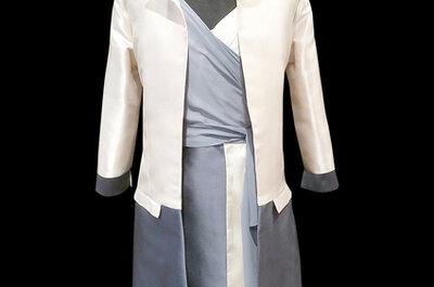 Tenue d'invitée : découvrez la collection de robes de cocktail par la créatrice Catherine Varnier