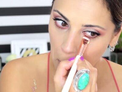 Maquilhagem para convidadas de casamento: um tutorial da makeup artist Marta Flores