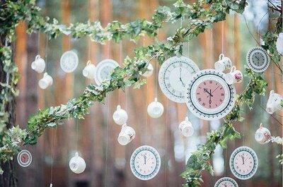 Как украсить стол для детей на вашей свадьбе. Подборка для вдохновения!