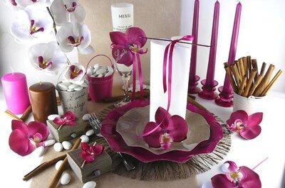 Decodefete.com : articles de décoration de mariage avec en prime des conseils et astuces de pro