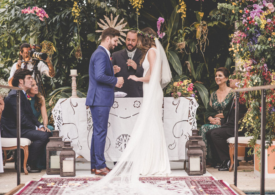 Patricia Lima Cerimonial: dedicação, parceria e busca constante pela personalização para que seu casamento se torne um dia memorável