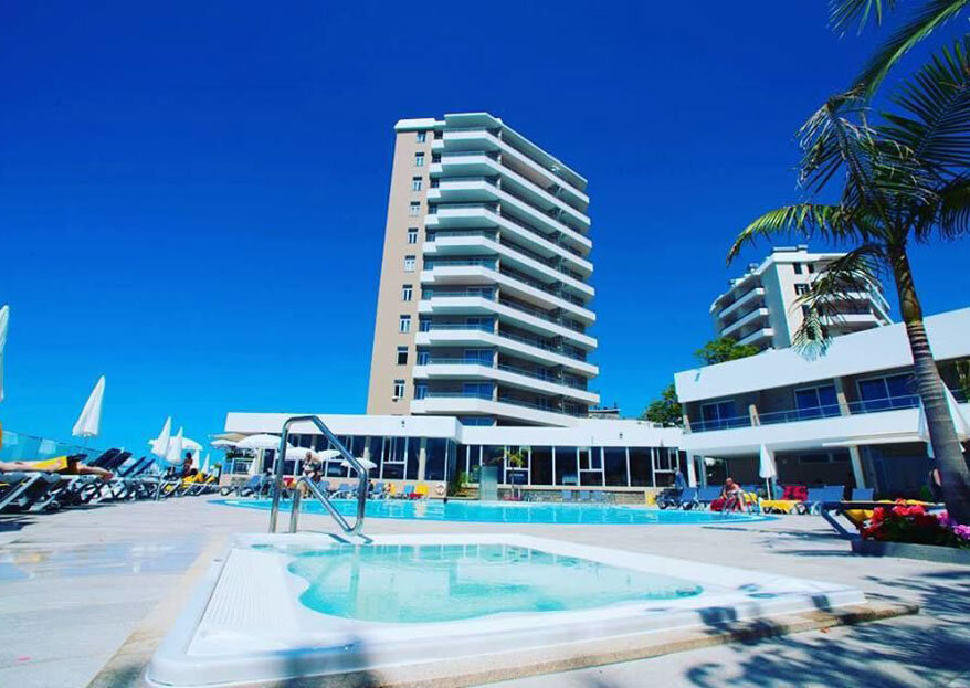 Hotel Duas Torres: o aroma do mar e da Madeira num espaço de serviço primordioso