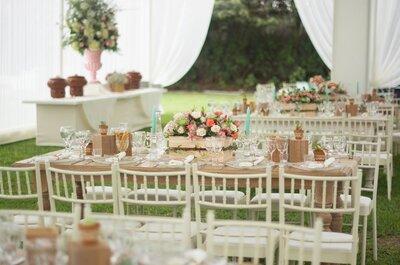 ¿Cómo conseguir el mejor banquete de bodas? ¡Sigue estos consejos!