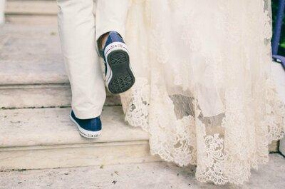 Cuatro ideas excéntricas para los que quieran derrochar en su boda