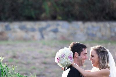 O Eco Wedding nunca sai de moda, 7 dicas importantes para se ter um casamento amigo do ambiente!