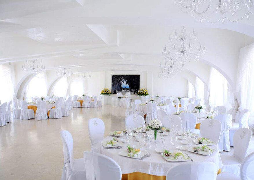 Masseria Sanrà: l'incrocio perfetto di passato, presente e futuro per le vostre nozze