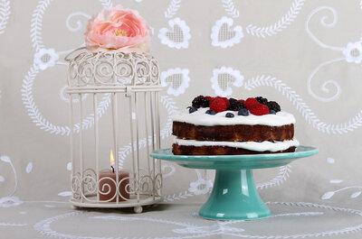 Naked Cakes: saborear o rústico