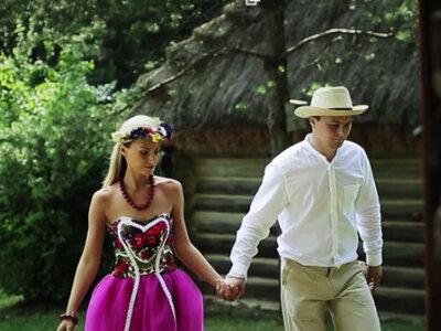 Folklor, Donatan i Cleo oraz Sami swoi, czyli nowoczesne podziękowania ślubne dla rodziców! Super pomysł!