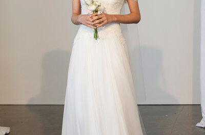 Il sogno bucolico della collezione Marchesa 2015 alla New York Bridal Week