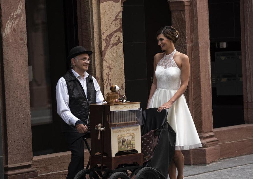 Saray Brautmoden: Maßgeschneiderte Brautkleider, Anzüge und vieles mehr für Ihre Hochzeit