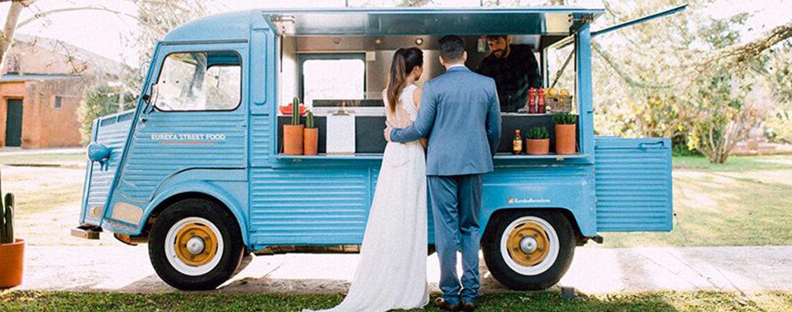 Свадебное меню: 4 альтернативы для свадьбы миллениалов